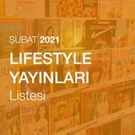 Lifestyle Yayınlar Listesi (Şubat 2021)