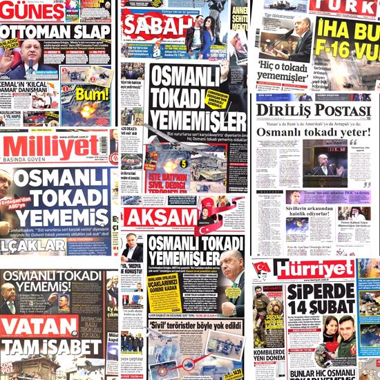 Ulusal Gazete Listesi (Şubat 2021)