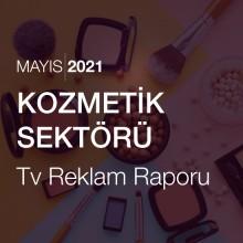 Kozmetik Sektörü Reklam Raporu [Mayıs 2021-2]