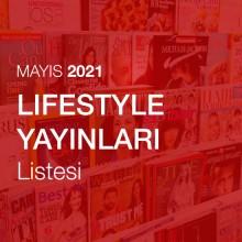 Lifestyle Yayınları Listesi (Mayıs 2021)