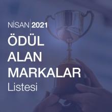 Ödül Alan Markalar Listesi [Nisan 2021]