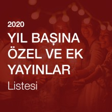 Yeni Yıl (Yıl Başı)'na Özel Ek ve Yayınlar Listesi [2020]
