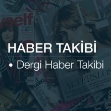 Dergi Haber Takibi